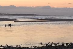 Sunset at Easter 2018 by Maketu Surf Club